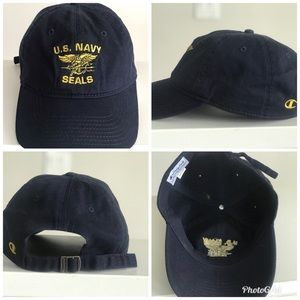 Champion US Navy Seals Dad Hat
